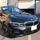 BMWガラスコーティング
